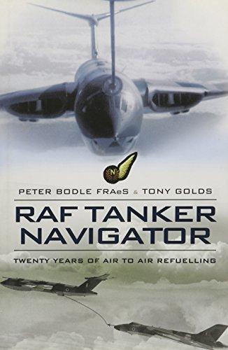 Raf Tanker Navigator By Peter Bodle