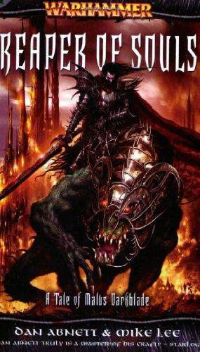 Reaper of Souls By Dan Abnett