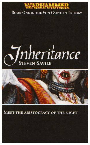 Inheritance By Steven Savile