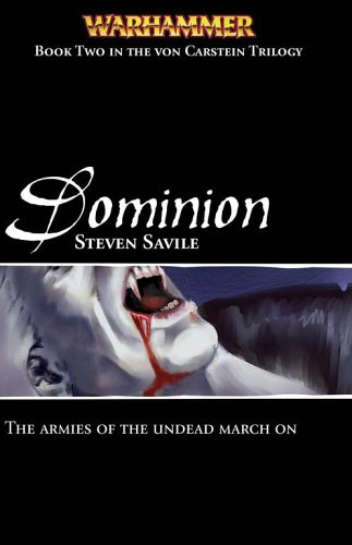 Dominion By Steven Savile
