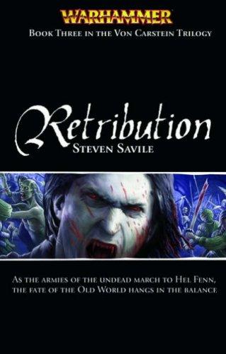 Retribution By Steven Savile