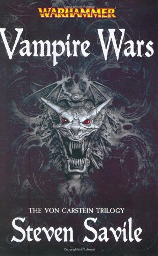 Vampire Wars By Steven Savile