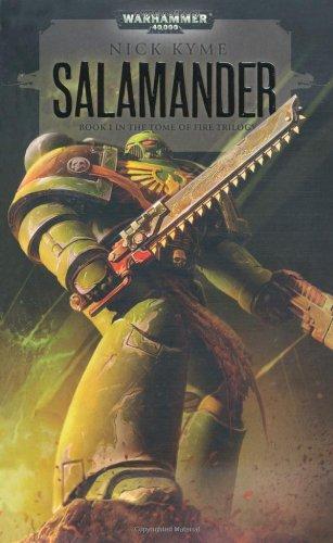 Salamander by Nick Kyme