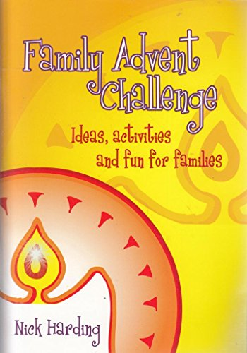 Family Advent Challenge By Nick Harding