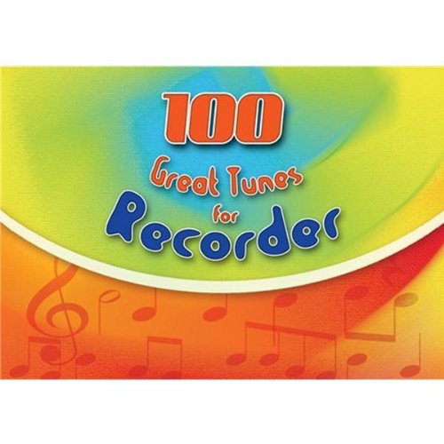 100 Great Tunes for Recorder Student 10pk By Various