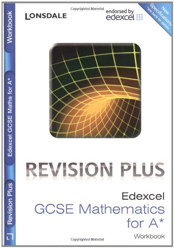 Edexcel Maths for A* By Unknown