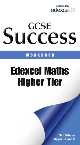 Edexcel Maths - Higher Tier: Revision Workbook (Letts GCSE Success)