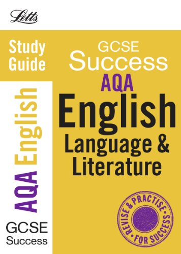 AQA English Language and Literature: Study Guide by