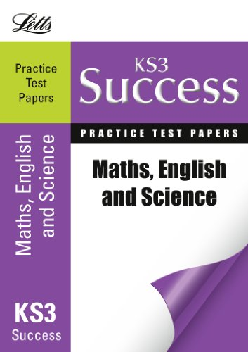 English, Maths and Science By Jackie Clegg