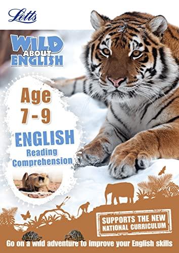 English - Reading Comprehension Age 7-9 von Letts KS2