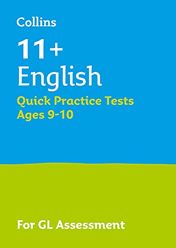 11-English-Quick-Practice-Tests-Age-9-10-for-the-GL-Ass-by-Letts-11-1844199142