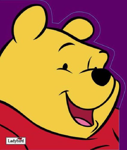 Winnie the Pooh: Pooh Shaped Board Book by Walt Disney Productions