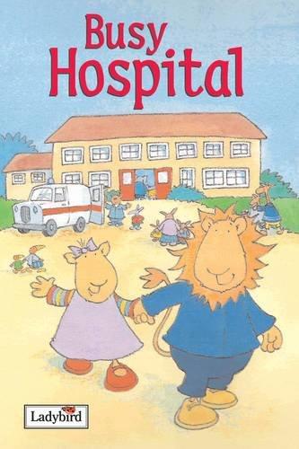 Busy Hospital By Melanie Joyce