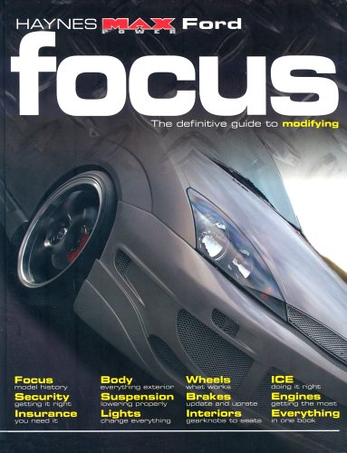Ford Focus By R. M. Jex