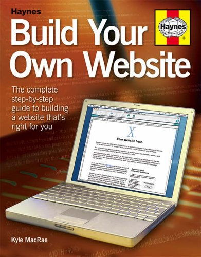 Build Your Own Website By Kyle MacRae