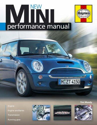 New Mini Performance Manual By Tim Mundy