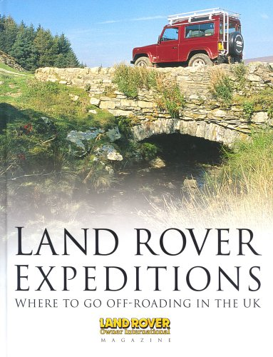 Land Rover Expeditions By Land Rover