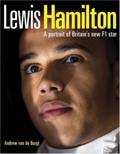 Lewis Hamilton By Andrew van de Burgt