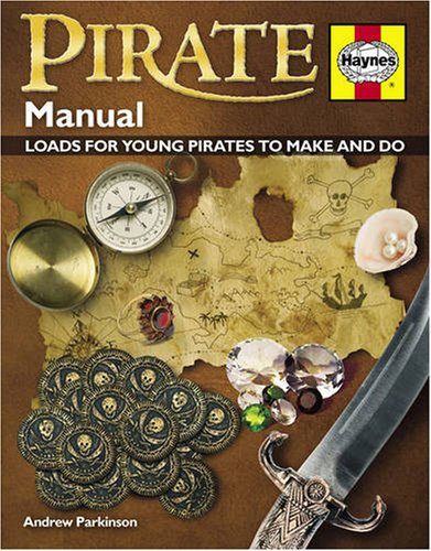 Pirate Manual By Andrew Parkinson