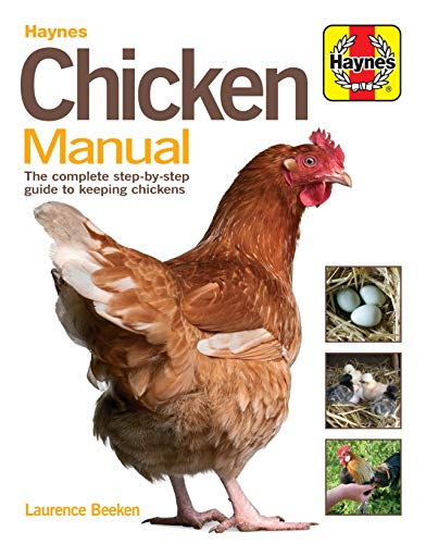 Chicken Manual By Laurence Beeken