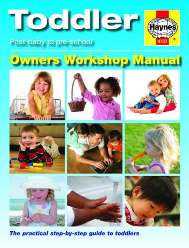 The Toddler Manual by Dr. Ian Banks