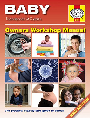 The Baby Manual: Conception to Two Years by Dr. Ian Banks