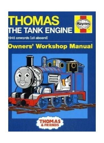 Thomas the Tank Engine Manual by Chris Oxlade