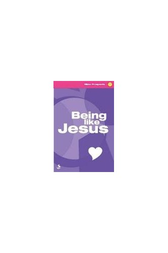 Being Like Jesus By Pearl Bridge