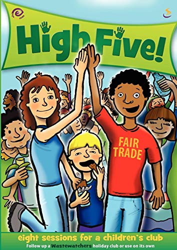 High Five By Wendy Stanbury