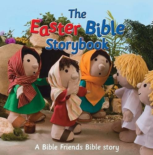 The Easter Bible Storybook by Maggie Barfield