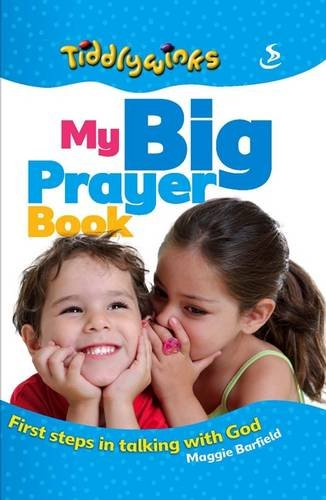 My Big Prayer Book by Maggie Barfield