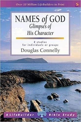 Names of God By Douglas Connelly