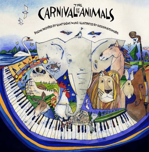 Carnival Of The Animals + Cd By Gerard Benson