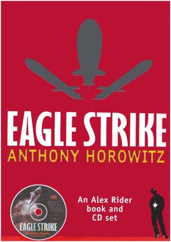 Eagle Strike Book & Cd By Horowitz