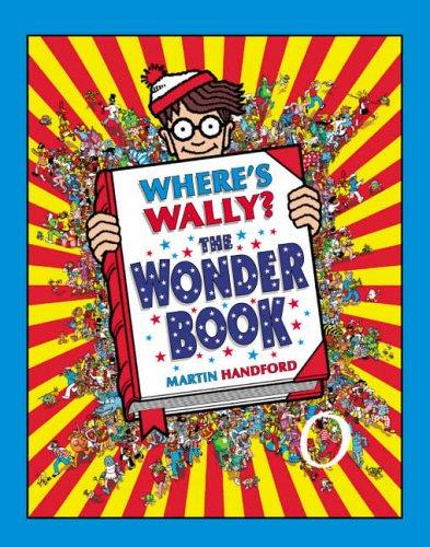 Where's Wally? Wonder Book Mini & Magnif By Martin Handford
