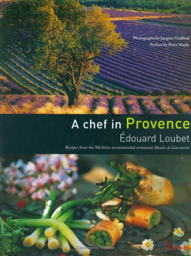 Chef from Provence