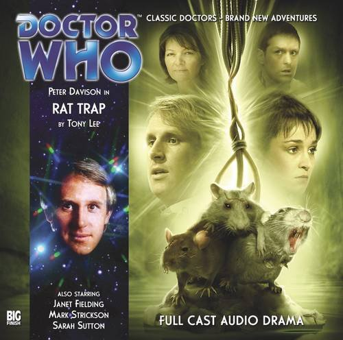 Rat Trap (Doctor Who) By Lee, Tony