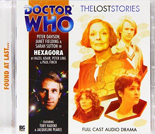Hexagora By Paul Finch