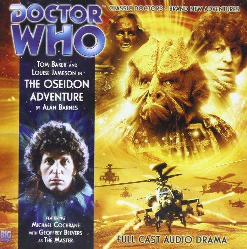The Oseidon Adventure By Alan Barnes