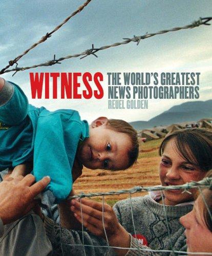 Witness By Reuel Golden