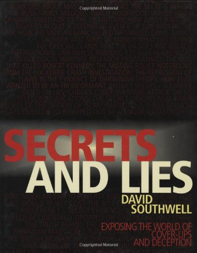 Secrets and Lies By David Southwell