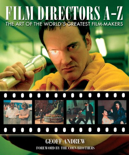Film Directors A-Z By Geoff Andrew