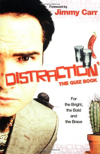 Distraction Quiz Book by Jimmy Carr