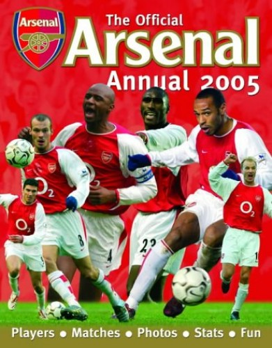 The Official Arsenal FC Annual