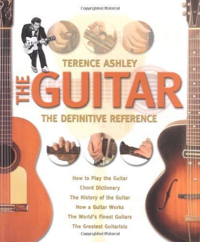 The Guitar - The Definitive Reference by Terry Burrows