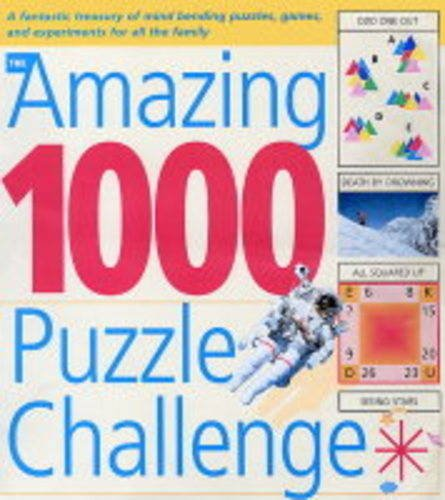 The Amazing 1000 Puzzle Challenge by John Bremner