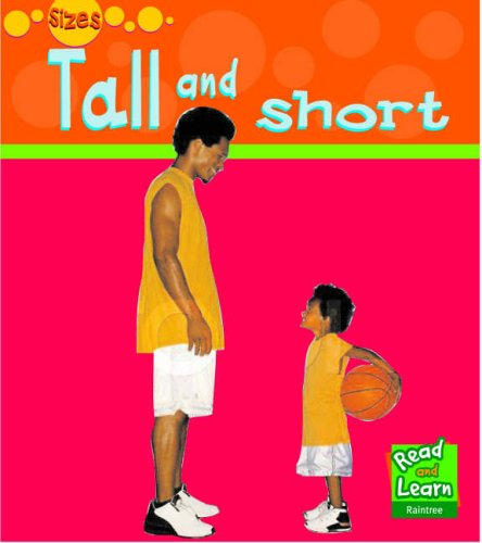 Read and Learn: Sizes: Tall and Short Hardback By Diane Nieker