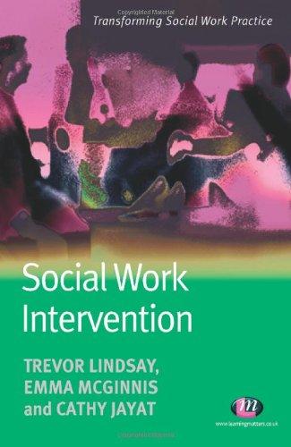 Social Work Intervention By Trevor Lindsay