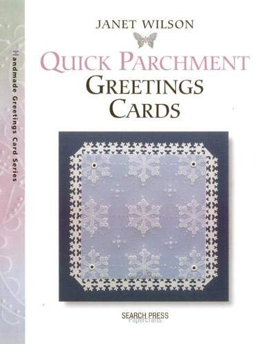 Quick Parchment Cards by Janet Wilson