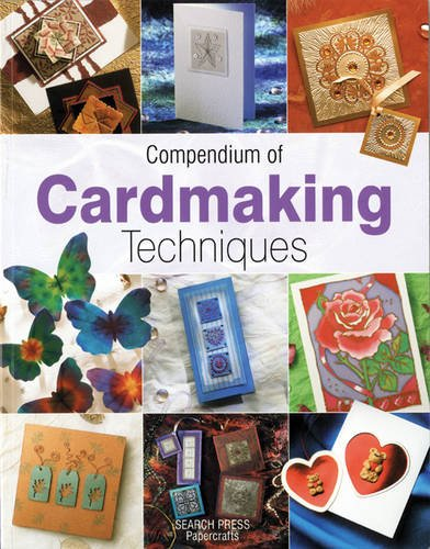 Compendium of Cardmaking Techniques by Judy Balchin